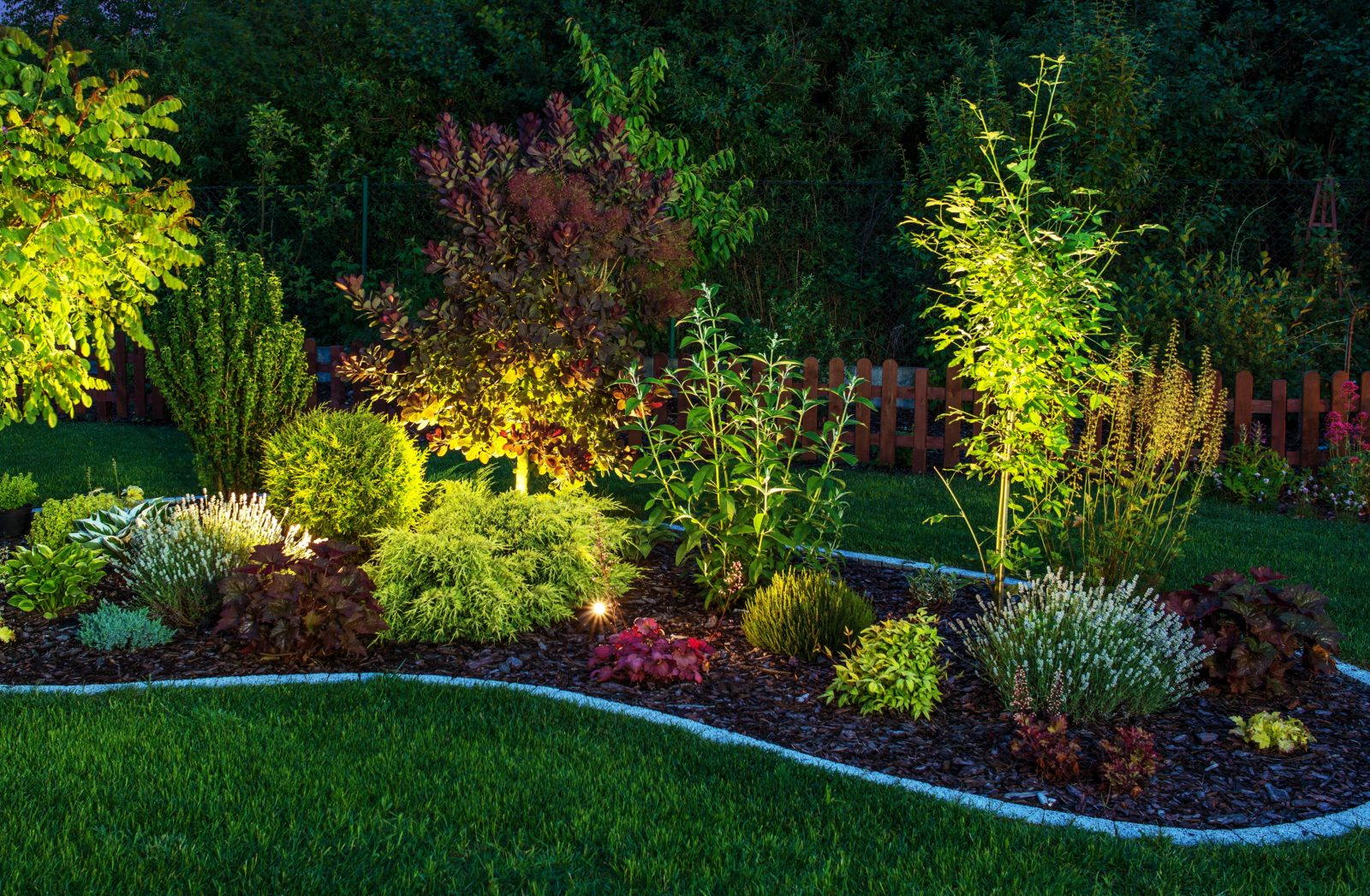 Landscape Lighting Basics: Types of Fixtures